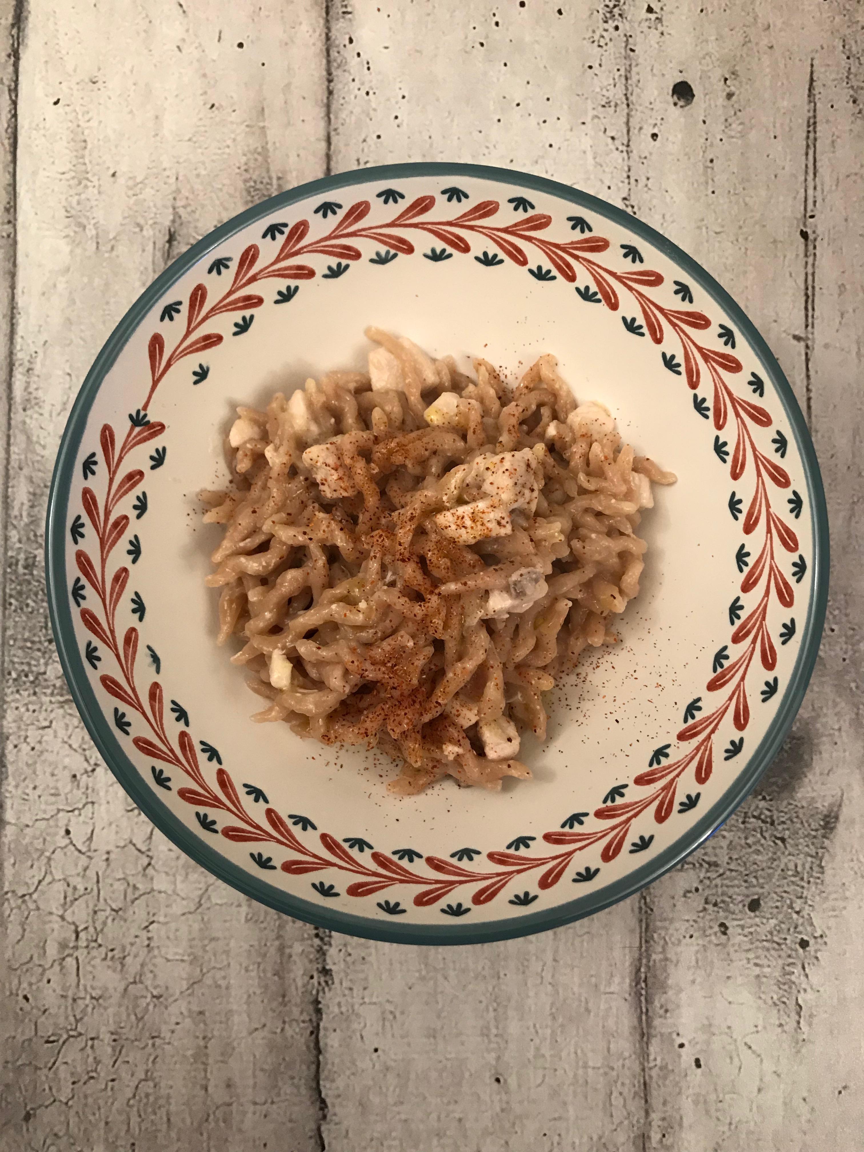 trofie castagne patate ostriche arancia pesce spada.JPG